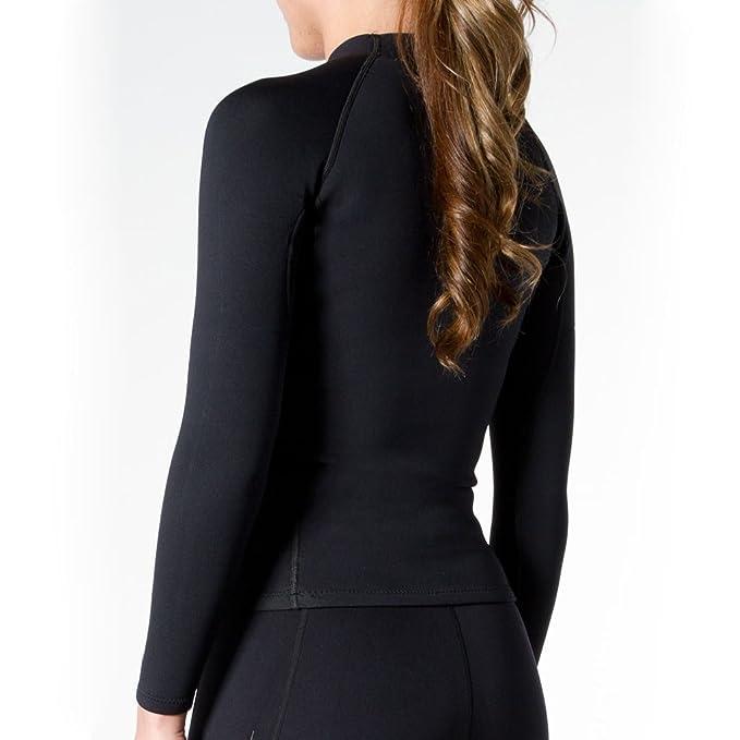Amazon.com: Hyperflex Wetsuits chamarra Voodoo 1,5 mm ...