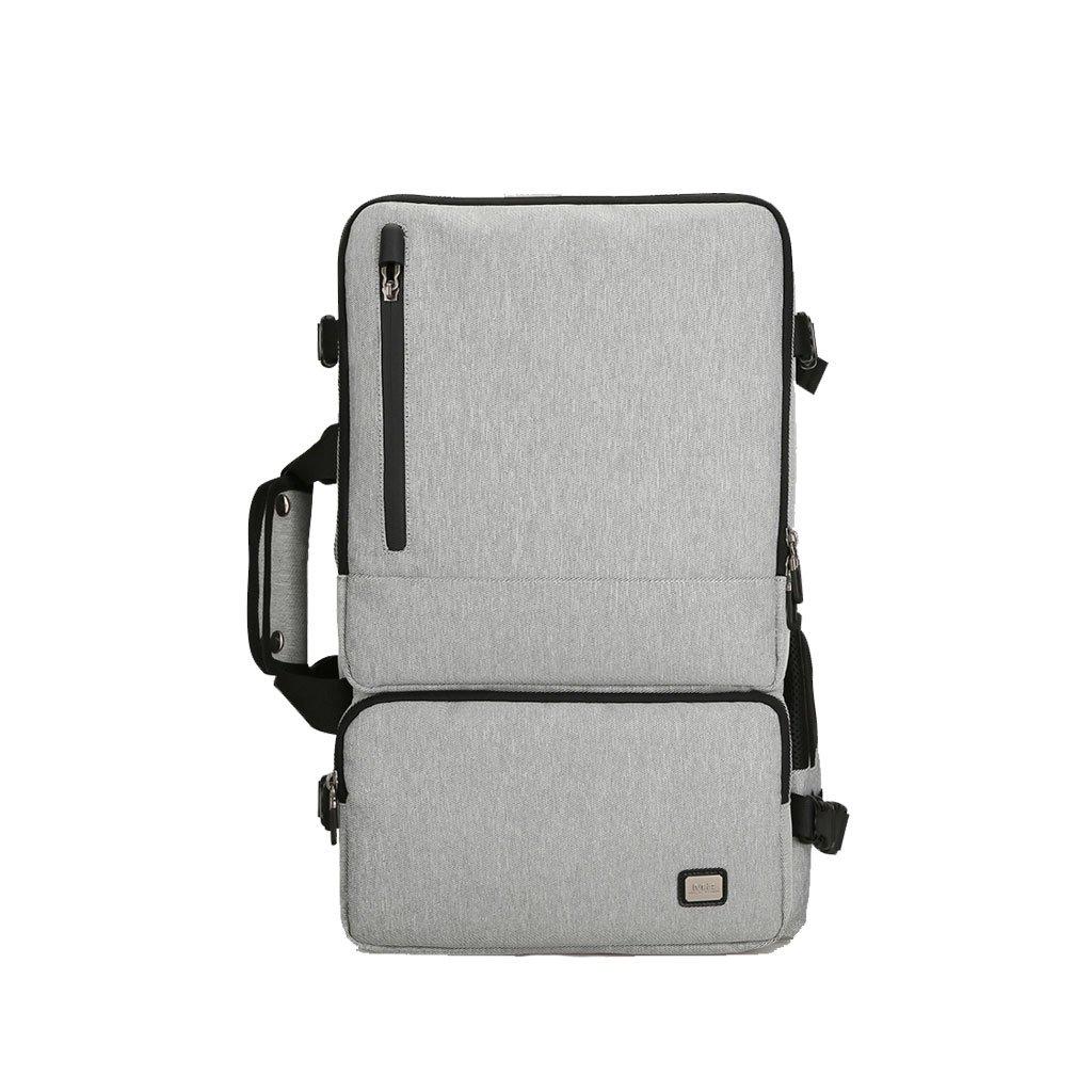メンズユースレジャーコンピュータバッグ大容量ビジネス旅行バックパックシンプルな旅行の手荷物 B07DW2M7JR