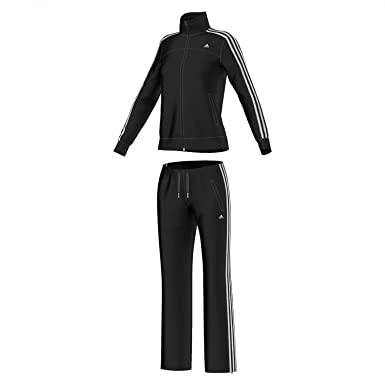 Adidas Essentials - Chándal para mujer, diseño con 3 bandas ...
