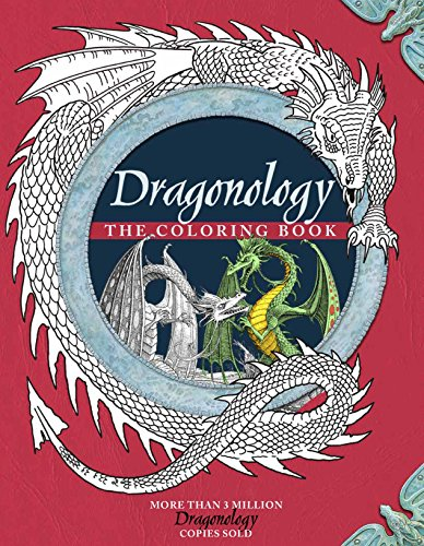 (Dragonology Coloring Book (Ologies))