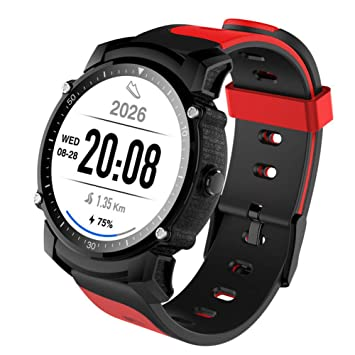 Dingmart Smart Watch GPS Conexiones Fitness Tracker IP68 estanco ...