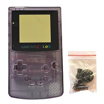 Carcasa Game Boy Gameboy Color Nintendo gaming caja repuesto ...