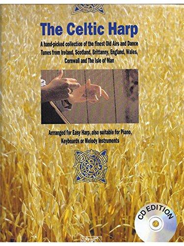 The Celtic Harp (CD Edition). Partitions, CD pour Harpe