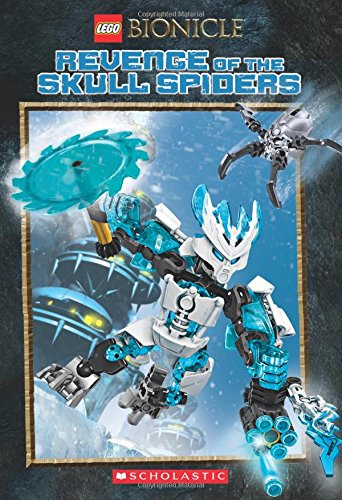 Revenge Of The Skull Spiders  LEGO Bionicle  Chapter Book  2