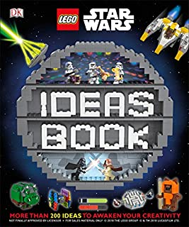 Book Cover: LEGO Star Wars Ideas Book