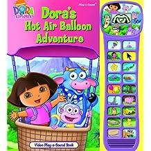 Dora the Explorer Video Play-a-Sound Book