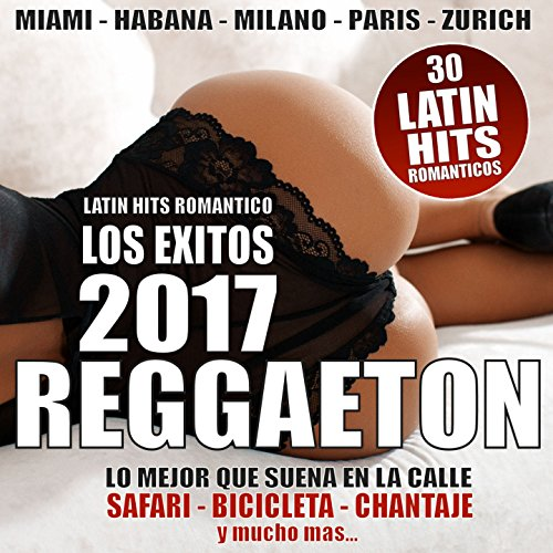 Amazon.com: Reggaeton 2017 (30 Latin Hits Romantico - Los