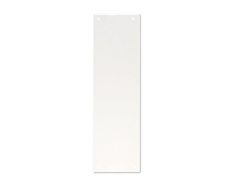 Focus Plastics DOOR FINGER PLATE Pink 11 COLOURS