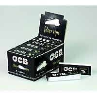 OCB Filtertips geperforeerd slim filtertips 3 dozen (75 boekjes)