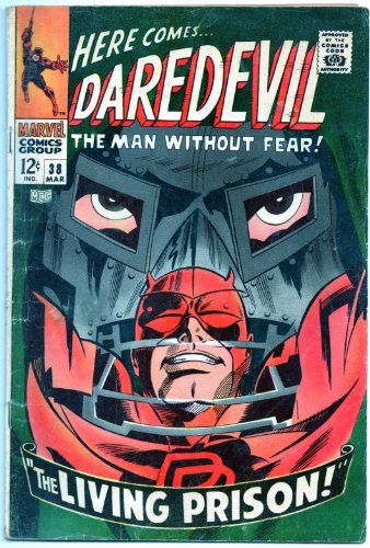 Daredevil No. 38 (Vol. 1)