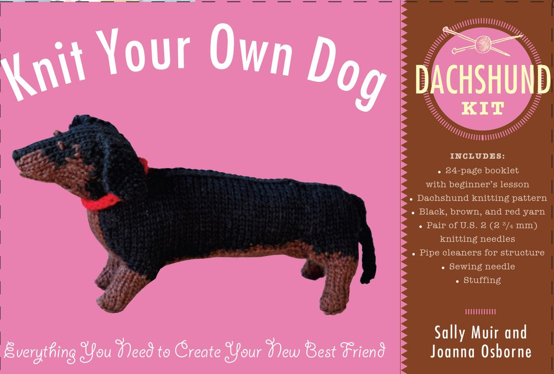 Knit Your Own Dog: Dachshund Kit pdf