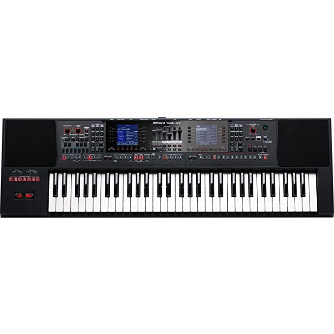 Amazon.com: Roland E-A7 61-key Arranger Keyboard with 1 Year Free Extended Warranty: Musical Instruments