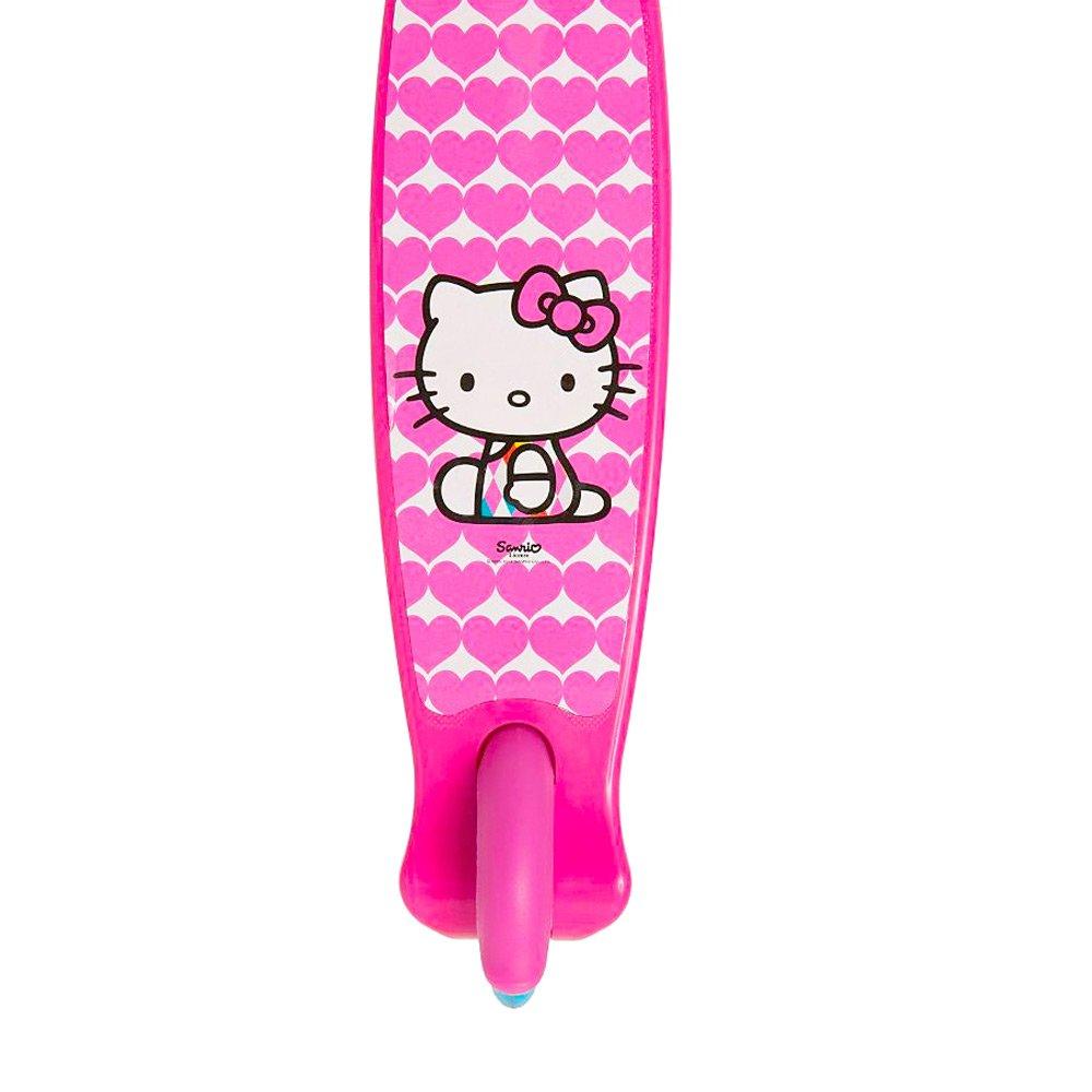 Amazon.com: Hello Kitty Move n Groove – Patinete de 3 ruedas ...