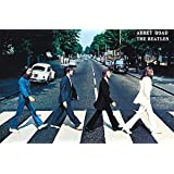 """Amazon Price History for:Trends International Wall Poster the Beatles Abbey Road, 22.375"""" x 34"""""""