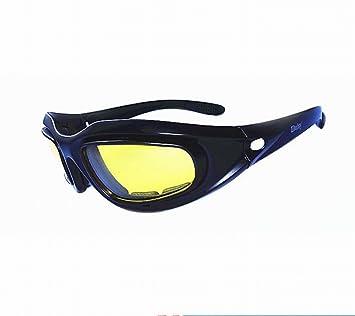 YL Outdoor Anti - Uv Sonnenbrille Schutzbrille Reitschuh Motorrad Sandstorm Sport Sonnenbrille,EIN,Brille