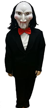 Disfraz De Muñeco Asesino Infantil Niño 10 Halloween Amazones