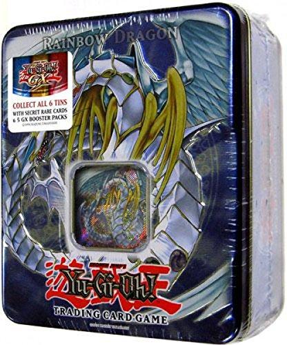 2007 Yu-Gi-Oh! Collectible Tin - Rainbow Dragon