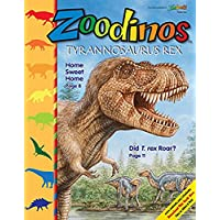 1-Year (6 Issues) of Zoodinos Magazine Subscription