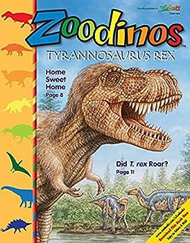 1-Year Zoodinos Magazine Subscription