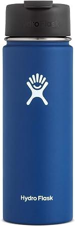 Hydro Flask Travel Coffee Flask - 20 oz, Cobalt