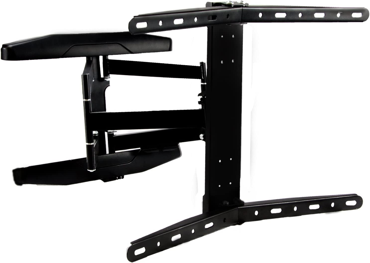Amazon Com Full Motion Wall Mount For 32 70 Curved Screens Furniture Decor