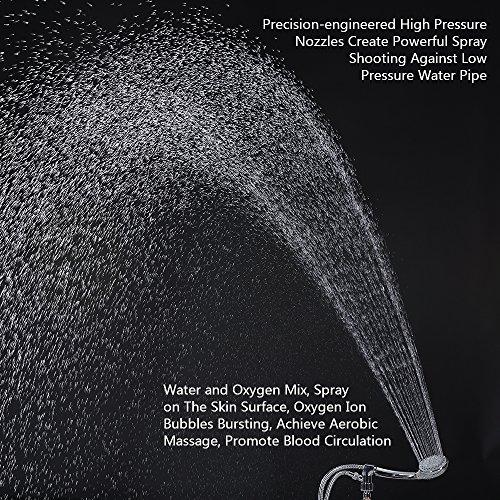 Buy hand held shower head with best water pressure