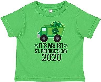 inktastic Babys 1st St Patricks Day Toddler T-Shirt