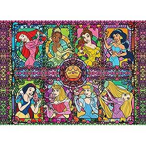 Ceaco Disney Fine Art Princess Collage Jigsaw Puzzle, 1000 Pieces