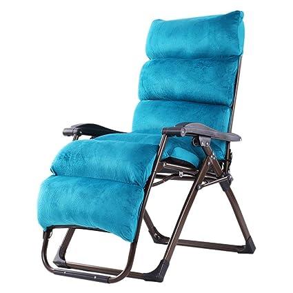 XUE Sillas reclinables, sillones de Descanso Plegables al ...