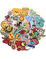 Harsgs Sew On/Iron On Patch Applique for Clothes, Dress, Hat, Jeans, DIY Accessories