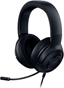 Razer Kraken X Gaming Headset Black One Size
