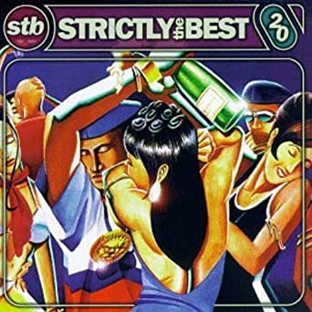 Strictly Best 20 / Various (Vinyl): Various Artists, Cocoa