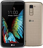 "LG K10 K430DSY 16GB Black Gold, Dual Sim, 5.3"", Unlocked International Model, No Warranty"