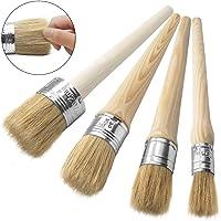 4 pinceles de cera para pintura de tiza