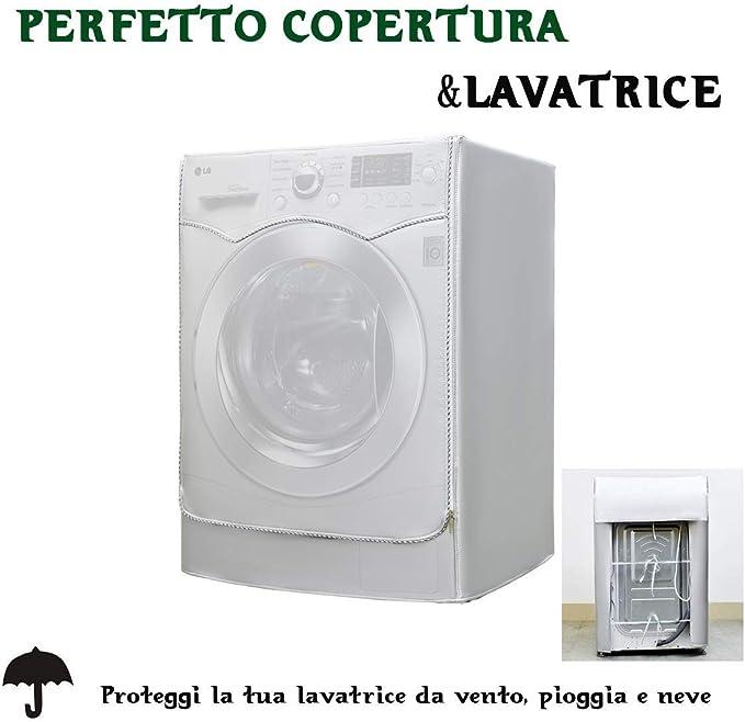 AKEfit Funda de Lavadora Cubierta Impermeable para Lavadora ...