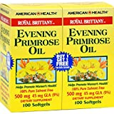 Product review for Evening Primrose Oil 500mg Bogo 2/100