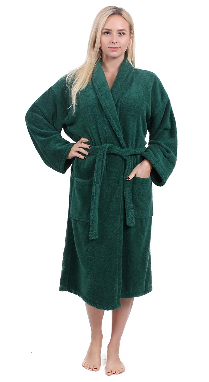 1d245dcc3d Turkuoise Women s Terry Shawl Robe