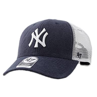 47_brand Gorra MLB New York Yankees MVP Weatherbee Trucker Azul ...