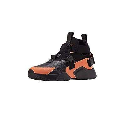 new product 555de c28ac Nike Women s Air Huarache City Utility Orange AQ0085-002 (Size  ...