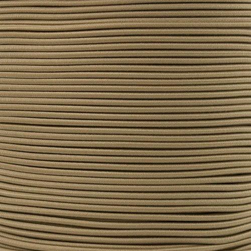 m Shock Cord - 8 Colors - 10, 25, 50, 100 Feet - Nylon Bungee Elastic Stretch Cord ()