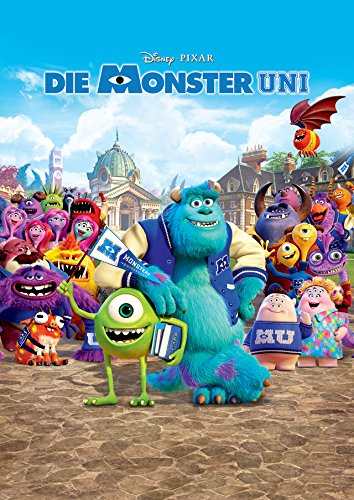 Die Monster Uni Film