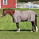 Baker Turnout Sheet 82 Original Plaid