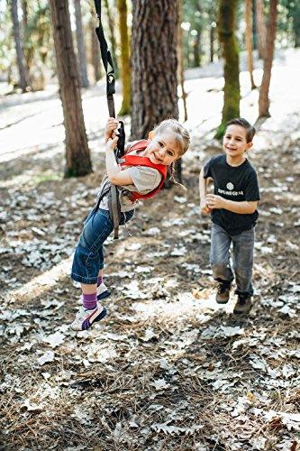 200' CHETCO Zip LINE KIT + Child Harness KIT by Zip Line Gear (Image #3)
