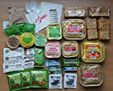 Russian Army FOOD RATION Pack MRE Emergency Ration 4,6 lbs, 4621 kcal, 12/2017