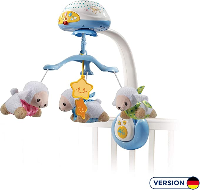 VTech Baby 80-503304 móvil para Bebes - Móvil para Cuna (Universal ...
