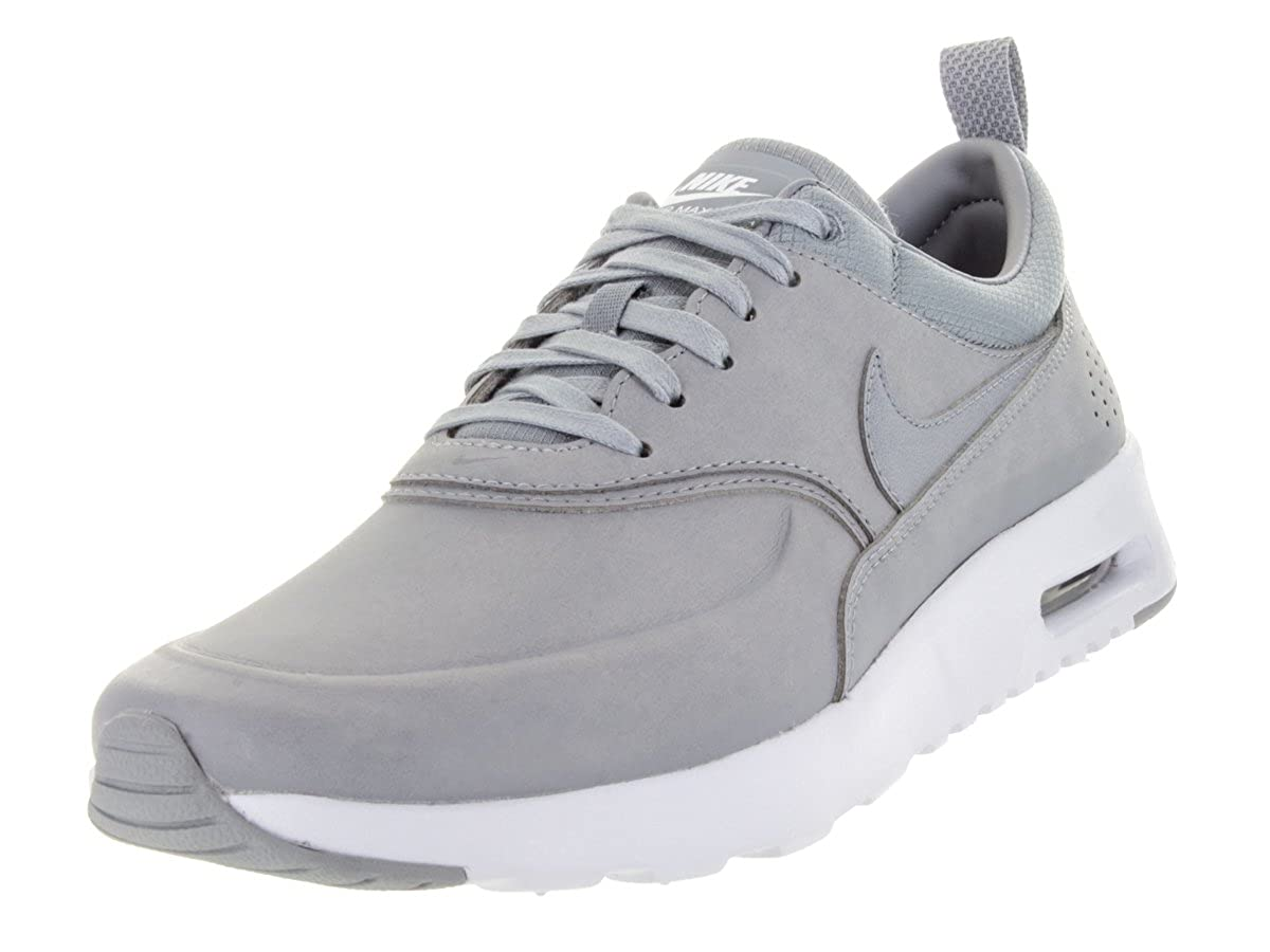 new products 0b09b 23197 Amazon.com   Nike Air Max Thea Premium Casual Women s Shoes Size 10   Road  Running