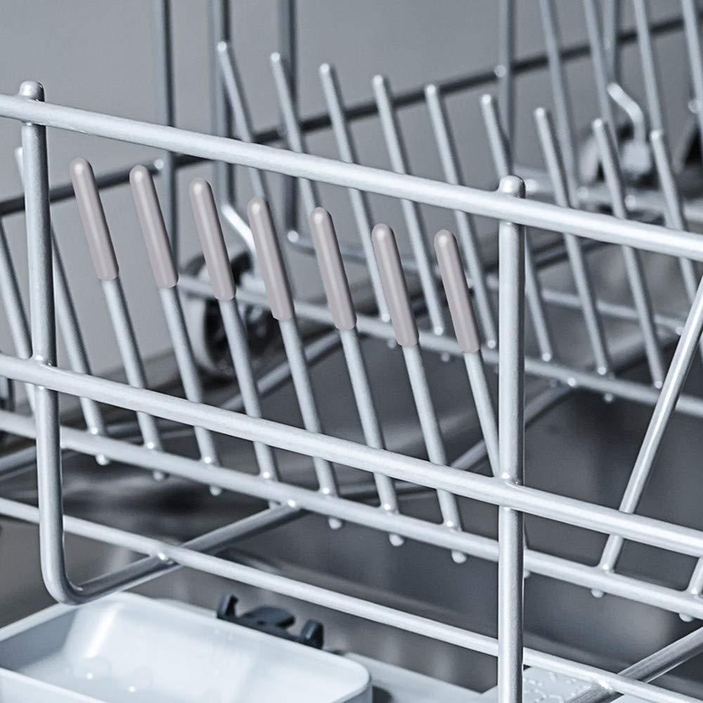 200 piezas de tapas de estantería universal para ...