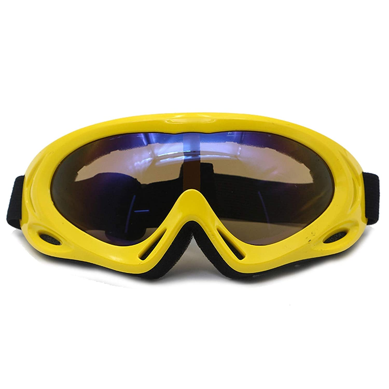 Lafeil Sportbrille Im Sommer Damen Herren Motorrad Sandproof Reitbrille Bergspiegel Skibrille