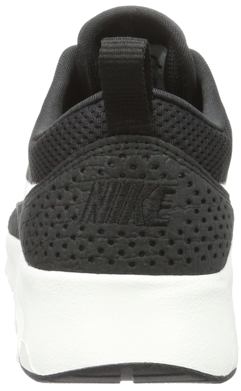 NIKE Women's Air Max Thea Low-Top Sneakers, Black B0187PWOIA 5.5 B(M) US|Black/Summit White
