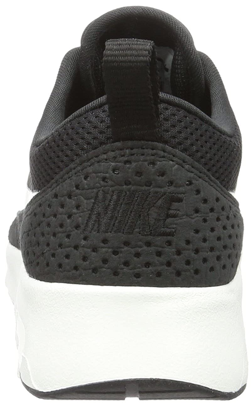 Nike Damen Air Max Thea 599409 Damen Nike Laufschuhe, Schwarz (schwarz/Summit Weiß), 36 EU - 07f106